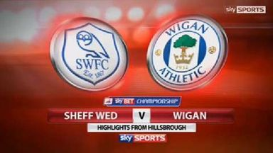 Sheff Wed A-A Wigan