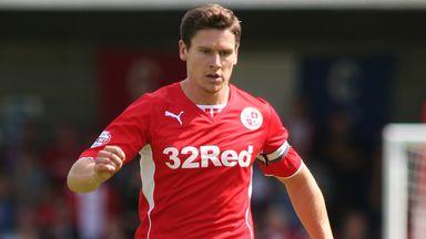 Josh Simpson: Placed on transfer list