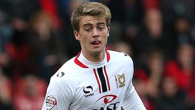Patrick Bamford: Scored 16 goals in 29 appearances for MK Dons this season