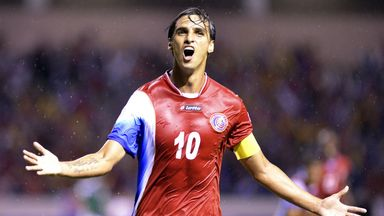 Bryan Ruiz: Enjoying his time back in the Eredivisie
