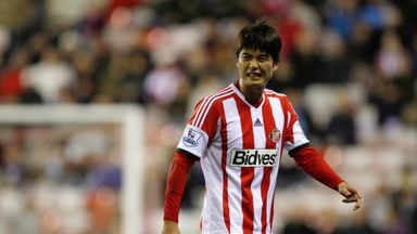 Ki Sung-yueng: Sunderland midfielder struggling with knee injury