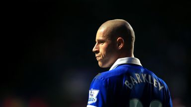 Out of the shadows: Barkley is emerging as a star, says Glenn