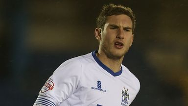 Danny Mayor: Makes Bury switch permanent