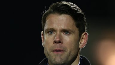 James Beattie: Accrington boss does not hold a UEFA B licence