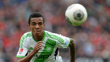 Luiz Gustavo: Scored Wolfsburg's equaliser