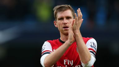 Per Mertesacker: Getting ready for three vital weeks