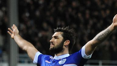Charlie Austin: Delighted to be playing again