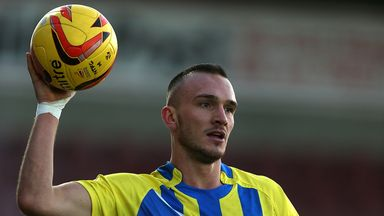 Tom Aldred: Looking to impress in the Championship