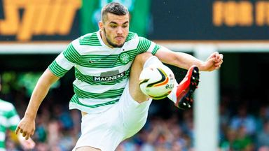 Tony Watt: Will return to Celtic in the summer after impressing out on loan