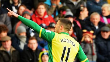Gary Hooper: Has not submitted a transfer request, according to Norwich boss Neil Adams