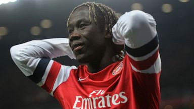 Bacary Sagna: Will be staying in England this summer, according to Inter Milan