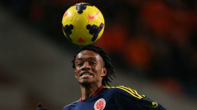 Juan Cuadrado: Insists there has been no contact with Barcelona