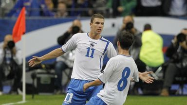 Edin Dzeko: Played full game for Bosnia in midweek