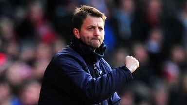 Tim Sherwood: New Tottenham head coach
