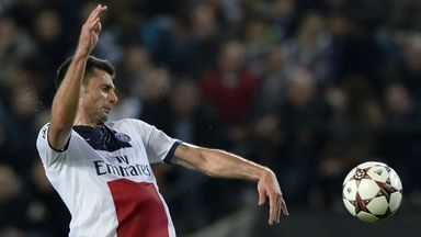 Thiago Motta: Staying with the club until 2016