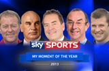 Pundit picks: Jeff Stelling, Stevo, Bumble, Barry Cowan and Ewen Murray look back at the year.