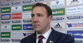 Mackay happy with result
