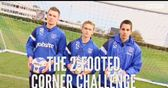Two Footed Corner Challenge - Portsmouth