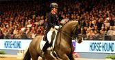 Charlotte Dujardin cleaned Valegro's stable - now the pair are the greatest duo in dressage