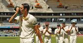 We look back on the third day of the second Ashes Test