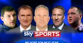 Sport in 2014: Paul Merson, Phil Thompson and more reveal their hopes