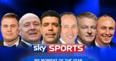 Highlight of 2013: Chris Kamara, Nasser Hussain, Dewi Morris and their picks