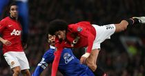 Marouane Fellaini: Has yet to make an impact since leaving Everton