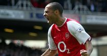 Thierry Henry: Screamer for Arsenal remembered