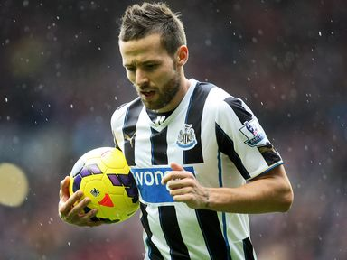 Yohan Cabaye: Happy to get small break