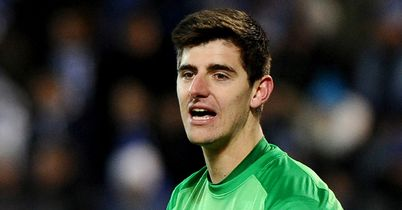 Courtois' Real link dismissed