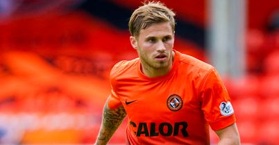 David Goodwillie: Blackburn striker wanted on loan by St Johnstone