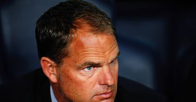 Inter dismiss De Boer talk