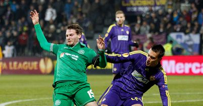 Maribor upset Wigan to qualify