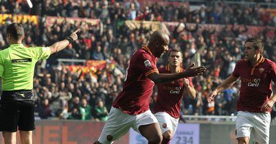 Roma return to winning ways