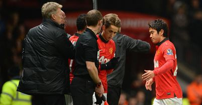 Moyes: Kagawa not feeling well