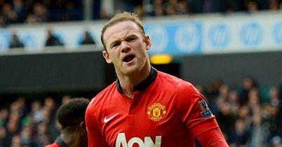 Wayne Rooney: Scored 10 times v Villa