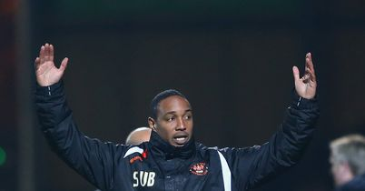 Paul Ince: Unceremoniously sacked as Blackpool boss