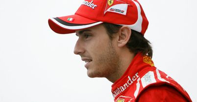Ferrari name drivers for test