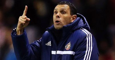 Gus Poyet: Will look at tweaking Sunderland squad in January