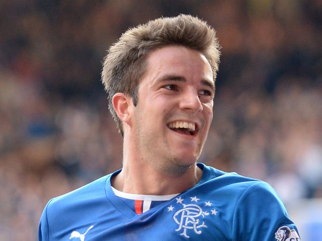 Andy Little: Could make his return for Rangers