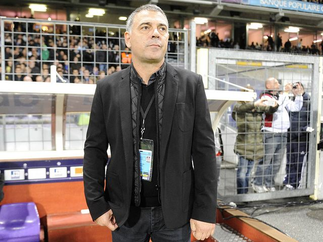 Christian Bracconi: Confident his team are no soft touch