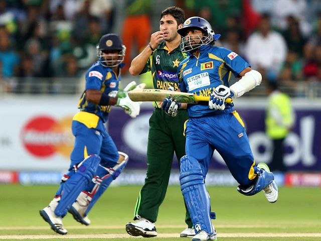 Sri Lanka were winners against Pakistan on Friday.