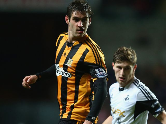 Danny Graham: Thankful to the Swansea fans