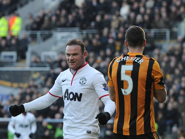 Wayne Rooney: Concern for Manchester United