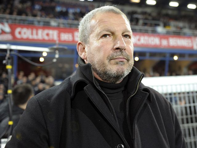 Rolland Courbis: Hopes his side climb the table