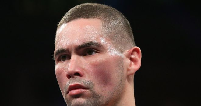 Tony Bellew: Believes he will be a better fighter at cruiserweight