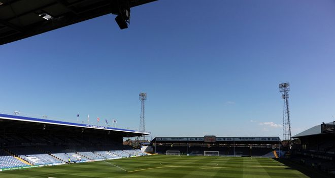 Fratton Park: Home to Pompey