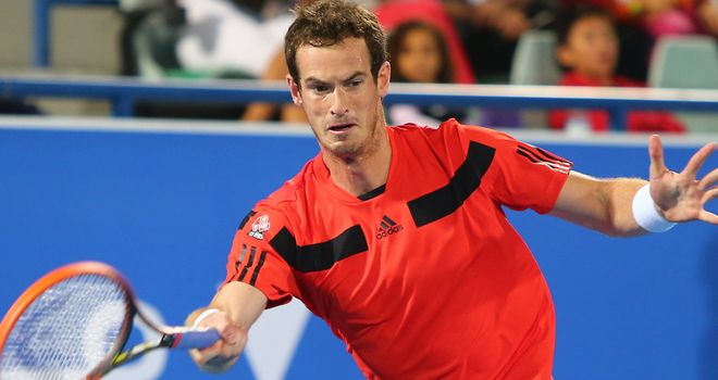Andy Murray: Pleased with how he has returned from surgery