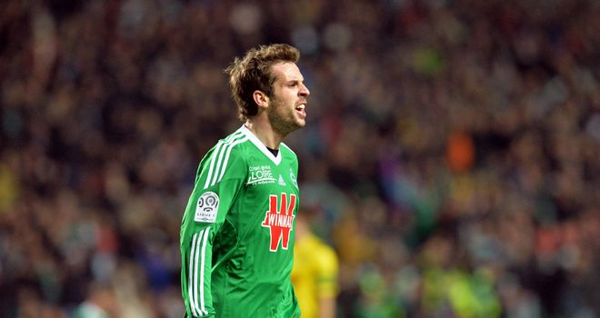 Benjamin Corgnet: Clinical finish for St Etienne
