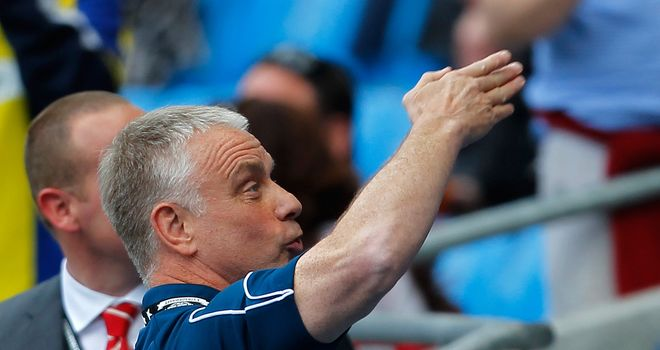 Brian Noble: Knows there will be a 'few people' gunning for his Salford side